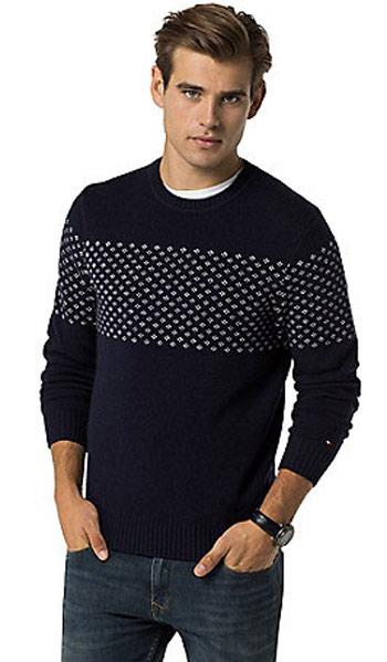 جدیدترین مدلهای بافت مردانه برند تامی هیلفیگر 2016