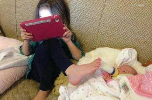 عکسهای خنده دار و باحال شبکه های اجتماعی زمستان 94