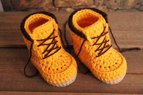 جدیدترین مدلهای کفش بافتنی بچگانه ۲۰۱۶