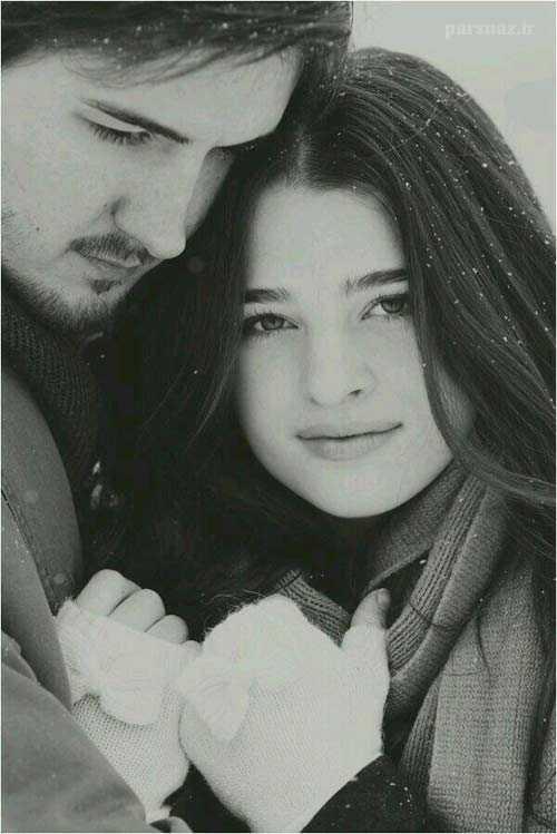 جدیدترین عکس نوشته های عاشقانه زمستان 94
