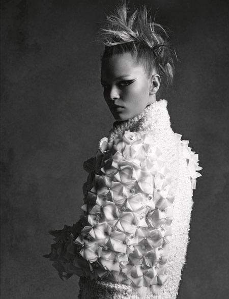 کلکسيون لباس هاي شنل براي پاييز و زمستان 2015-2016