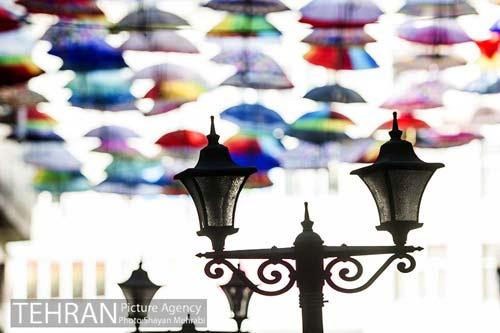 پاتوق باحال و جدید تهرانی ها برای سلفی گرفتن + عکس