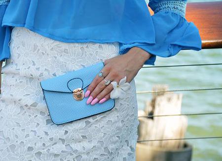 شیک ترین ست های لباس به رنگ سال 2016