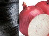 ترمیم و رشد سریع مو با آب پیاز قرمز