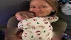 نوزاد 15 ماهه زیبایی که سوژه رسانه های جهانی شد+عکس