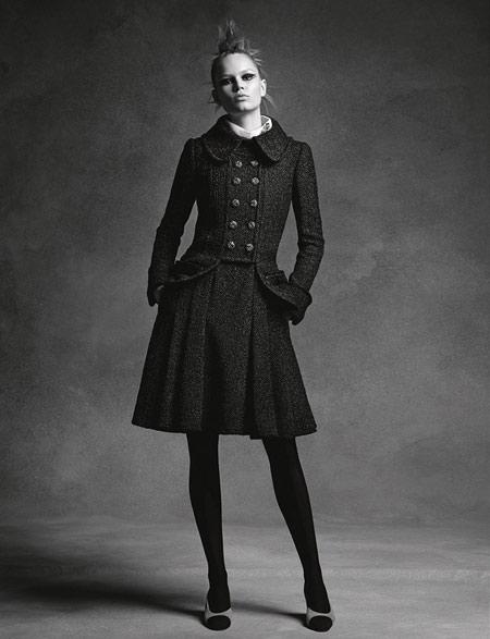 کلکسيون لباس هاي شنل براي پاييز و زمستان 2015