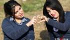 تصاویر جذاب مسابقه انتخاب دختر شایسته عراق