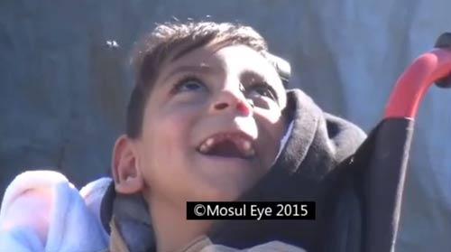 فتوای بیشرمانه داعش درمورد کودکان معلول +عکس