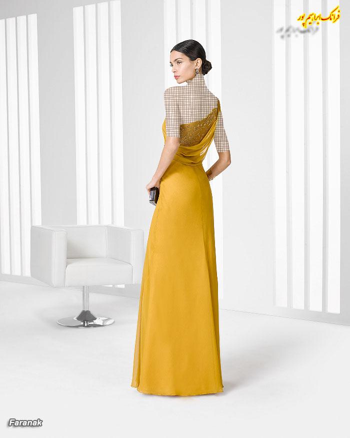 مدل های لباس مجلسی زنانه - سری 2016