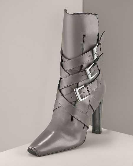 زیباترین مدلهای کفش بوت و نیم بوت های 2016