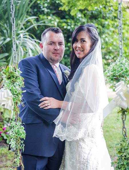 اندام جذاب عروسی که برای ازدواج دومش 69 کیلو لاغر کرد+عکس
