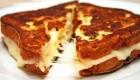 طرز تهیه ساندویچ ساده و خوشمزه با پنیر موزارلا +عکس
