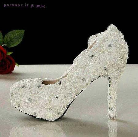 شیک ترین مدل کفش عروس 2016
