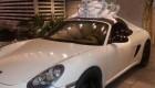 ماشين عروس جالب و خاص در تهران +عکس