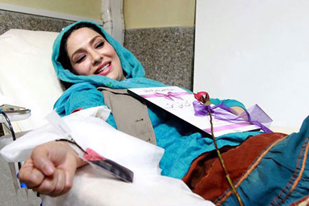 جدیدترین عکس های بازیگران و هنرمندان بهمن 94