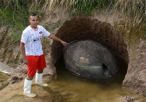 پیدا کردن تخم دایناسور در آرژانتین +عکس