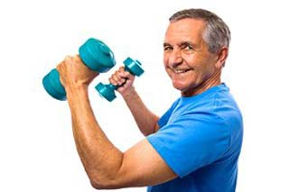 سه ورزش عالی برای حذف چربی زیر بغل و شکم