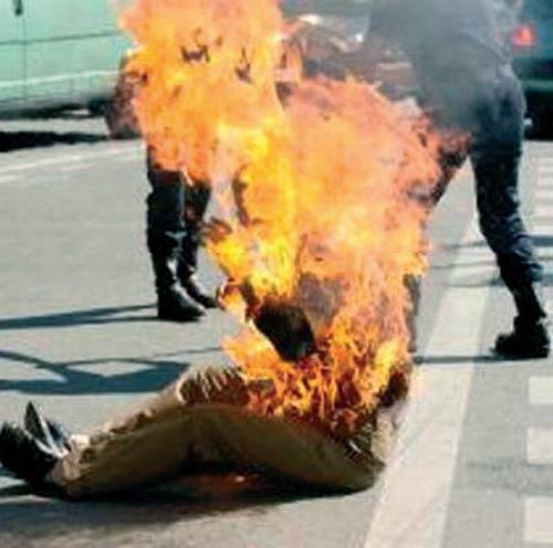 دلیل خودسوزی پیرمرد ۷۰ ساله در شورای شهر تهران