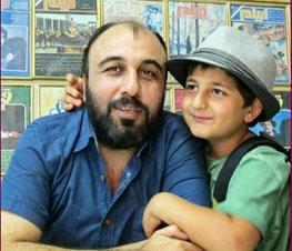 دلگیری رضا عطاران در بیمارستان