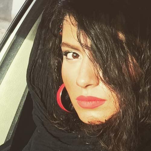 عکس های داغ کشف حجاب بهارک صالح نیا بازیگر ایرانی