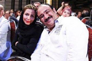 عکس سلفی جدید مهران غفوریان و همسرش در کنار نیوشا ضیغمی