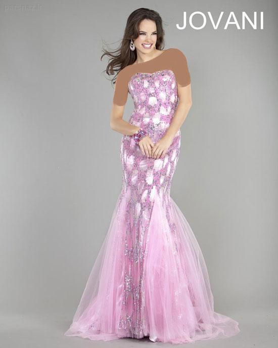 زیباترین مدل لباس مجلسی شیک امسال