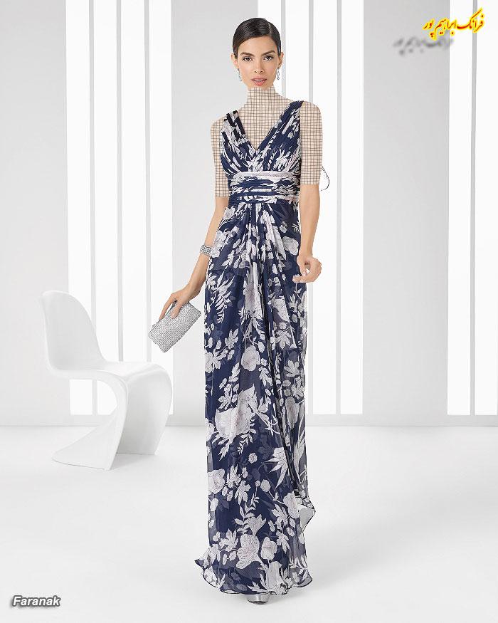 مدل های لباس مجلسی زنانه – سری 2016