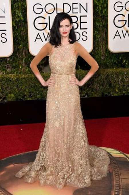 زیباترین مدل لباسهای بازیگران هالیوودی در گلدن گلوب 2016
