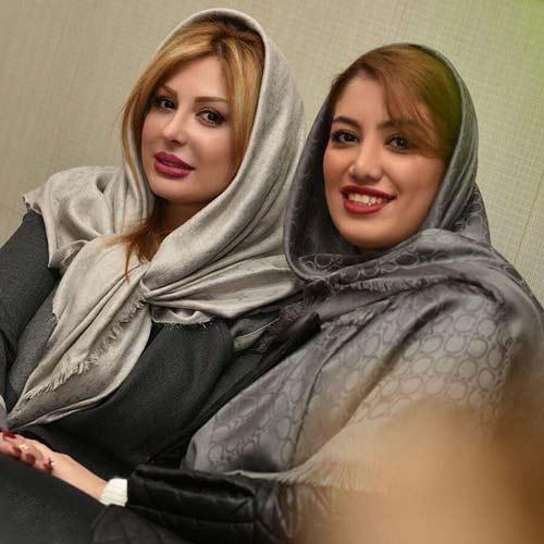 عکسهای داغ و جدید نیوشا ضیغمی و همسرش