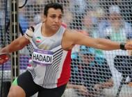 مراسم تولد نایب قهرمان المپیک روی هوا  +عکس