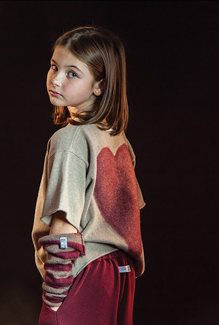 شیک ترین مدل لباس کودک زمستانه برند cuculab