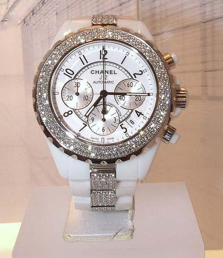 گران قیمت ترین مدلهای ساعت مچی شنل فرانسه +عکس