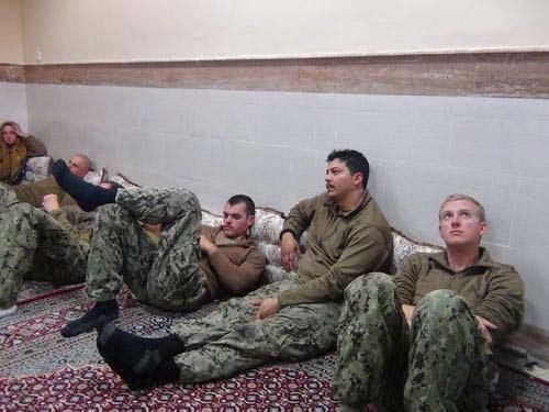 جزئیات دستگیری تفنگداران آمریکایی و تصاویر آنها