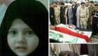 جنجال مرگ کودک ۳ ساله روی سینه پدر شهیدش+عکس