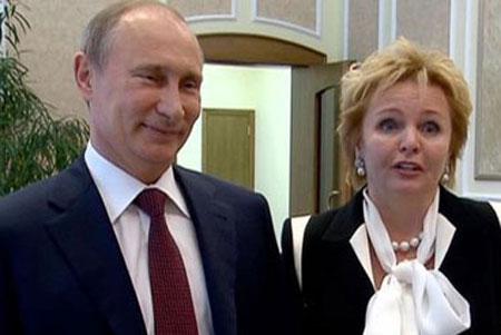 همسر سابق پوتین با جوان 37 ساله ازدواج کرد +عکس