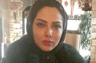 لیلا اوتادی بدون آرایش و گریم + عکس