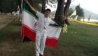 تهدید دونده المپیکی ایران به تغییر تابعیت +عکس