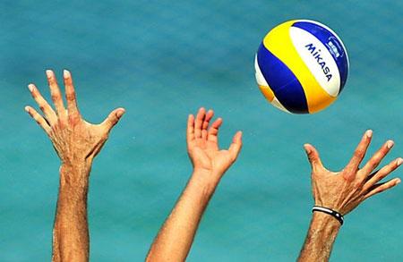 دست کاپیتان تیم ملی والیبال از آرنج قطع شد + عکس