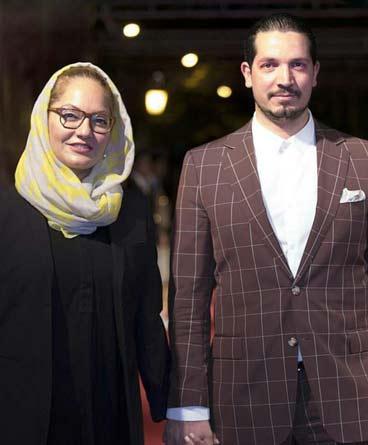 مهناز افشار تولد همسرش را تبریک گفت +عکس