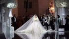 مراسم ازدواج باشکوه به سبک هزار و یک شب +عکس
