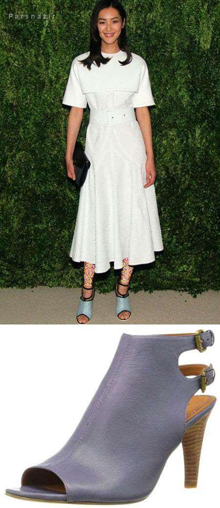 جدیدترین مدل های کفش بهار 2016 به پیشنهاد ستارگان هالیوود