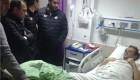 حال بازیکن پیشکسوت استقلال در بیمارستان وخیم شد +عکس