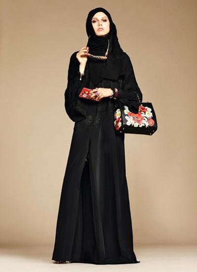 شیک ترین و جدیدترین مدل مانتوهای عربی