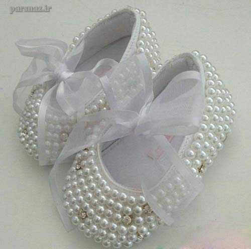 زیباترین کفشهای مجلسی دخترانه 2016
