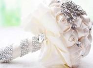 شیک ترین مدل های دسته گل عروس 2018