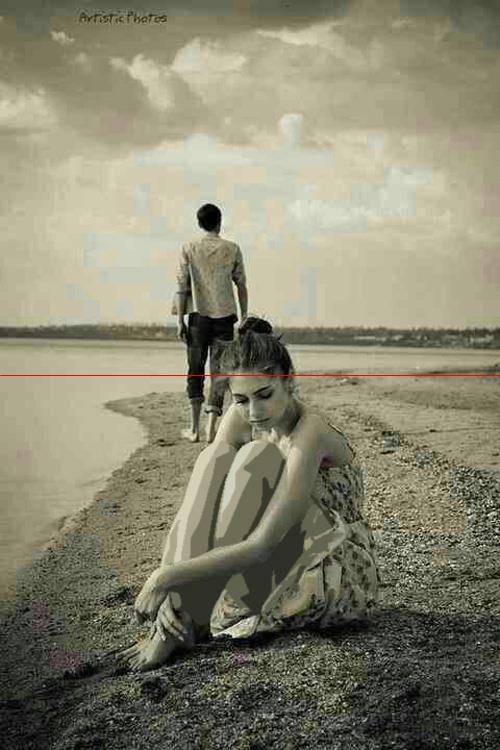 جدیدترین شعر و عکس های داغ و زیبای عاشقانه