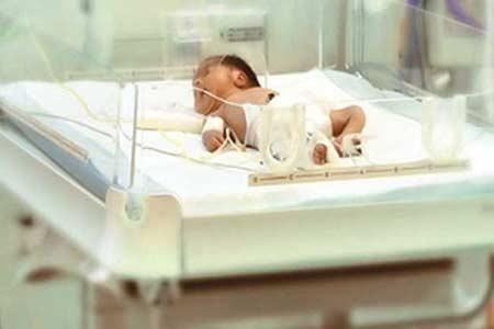 گروکشی نوزادی در بیمارستان پایتخت بخاطر هزینه زایمان +عکس