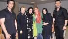 لیلا اوتادی و الناز شاکردوست در کنسرت فرزاد فرزین
