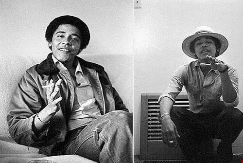 تیپ داش مشتی اوباما را ببینید  عکس