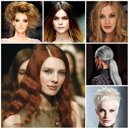 زیباترین و جدیدترین مدل موهای بهار 1395